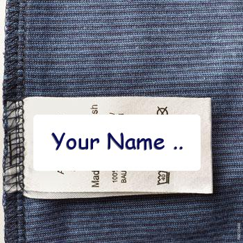 Cottontrends The Fabric Label Makers